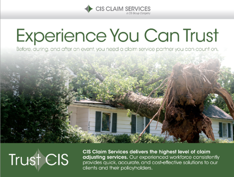 CIS Claim Services Experience Matters